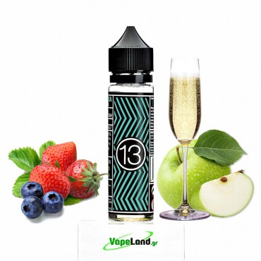 13th Floor Elevapors Flavor Shots - Bermuda 20ml to 60ml