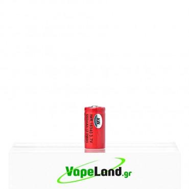 AW 16340 IMR 550 mAh battery