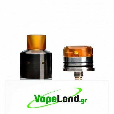 Alcatraz RDA by Haze - Black Diamond Limited Edition