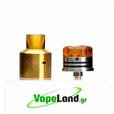 Alcatraz RDA by Haze - Gold Limited Edition