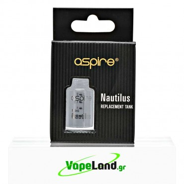 Aspire Mini Nautilus Glass Tube