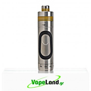 Aspire / No Name Mods Zero.G Pod System Silver