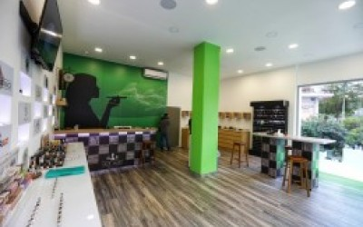 Νέο κατάστημα Vapeland στο Παγκράτι