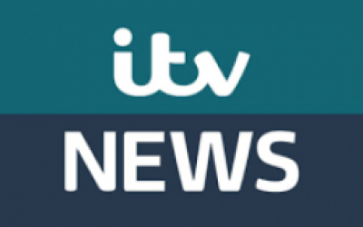 Professor John Britton about vaping at ITV News