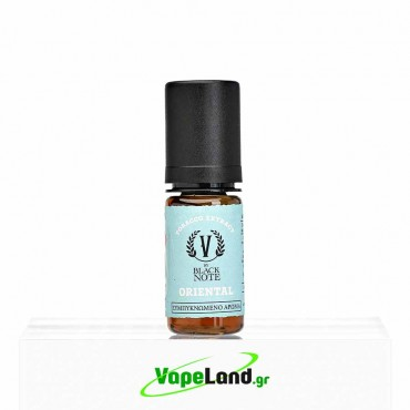 Black Note - Oriental 10ml to 100ml