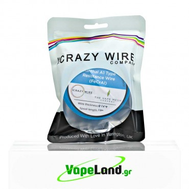 Crazy Wire Kanthal Flat Wire 0,40mm 10m