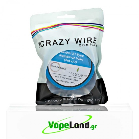 Crazy Wire Kanthal Flat Wire 0,45mm 10m