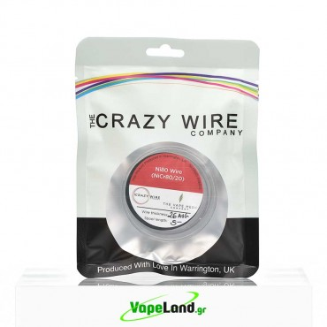 Crazy Wire Clapton 0,40mm 5m