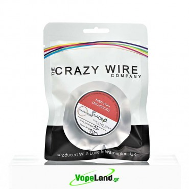 Crazy Wire Fused 0,40mm 5m