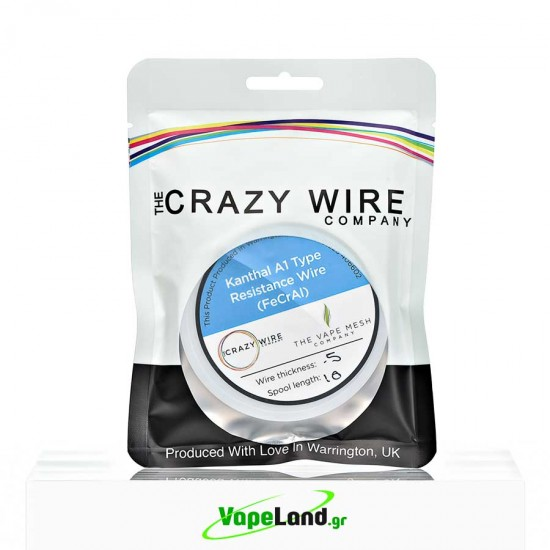 Crazy Wire Kanthal A1 0,50mm 10m