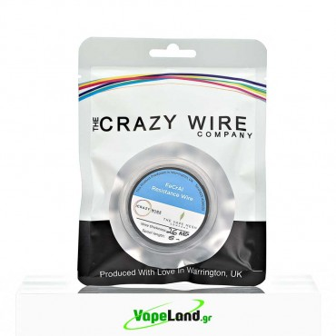 Crazy Wire Kanthal Clapton 0,40mm 5m