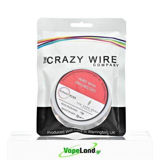 Crazy Wire Ni80 0,30mm 10m