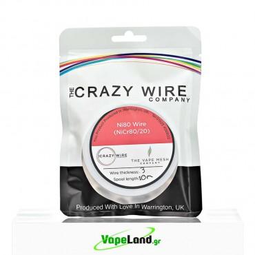 Crazy Wire Ni80 0,40mm 10m