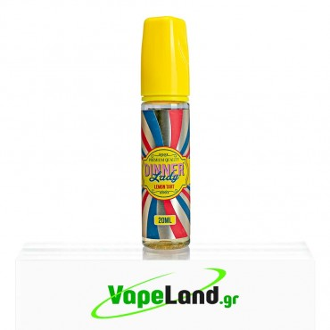 Dinner Lady Flavor Shots - Lemon Tart 20ml to 60ml
