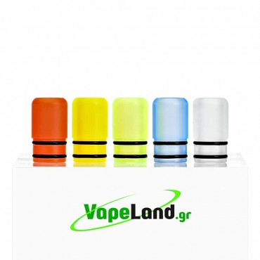 STR 10 510 Plexi Glass Drip Tip