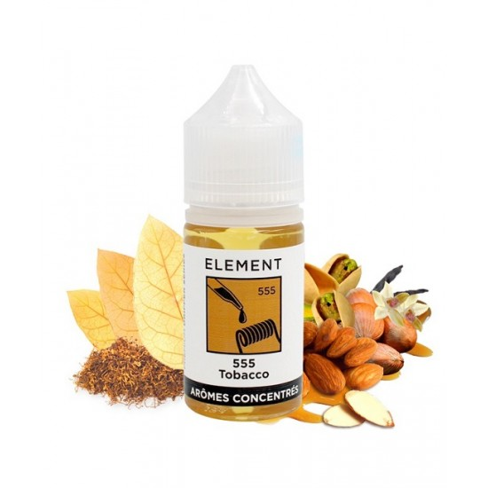 Element - 555 Tobacco 30ml to 200ml