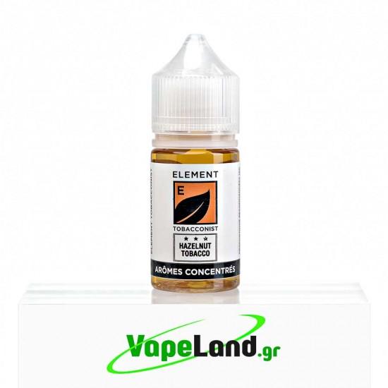 Element - Hazelnut Tobacco 30ml to 200ml