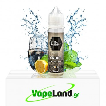 Elixir Flavor Shots - Crude 20ml to 60ml