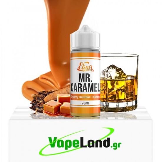 Elixir Flavor Shots - Mr. Caramel 20ml to 120ml