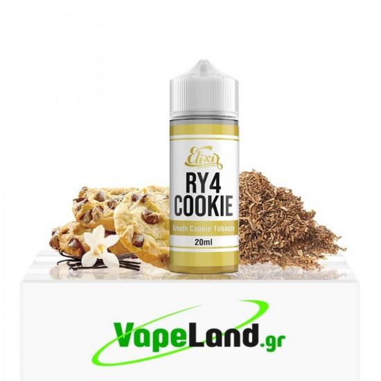 Elixir Flavor Shots - RY4 Cookie 20ml to 120ml