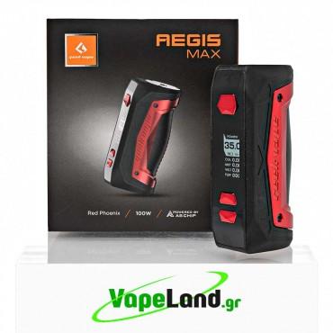 Geekvape - Aegis Max Mod 100W Red Phoenix