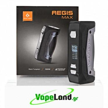 Geekvape - Aegis Max Mod 100W Black Tung