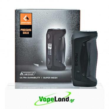 Geekvape - Aegis Solo Mod 100W TC Black