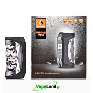 Geekvape - Aegis Mini Mod 80W TC Camo/Gunmetal