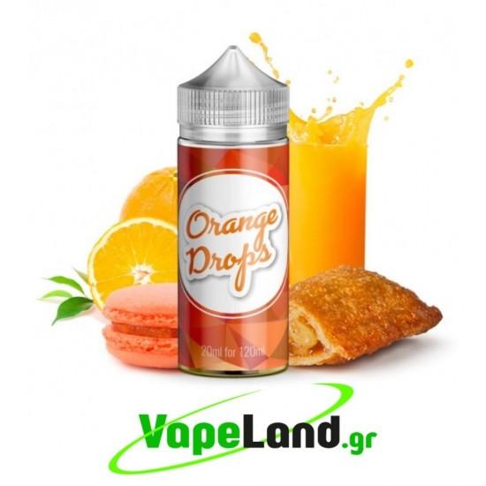 Infamous Drops Flavor Shots - Orange Drops 20ml to 120ml