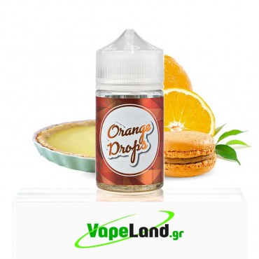 Infamous Drops Flavor Shots - Orange Drops 15ml to 75ml