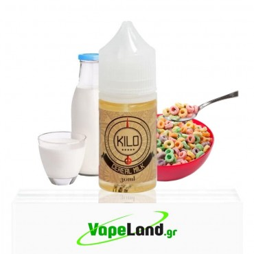 Kilo Cereal Milk 30ml to 120ml