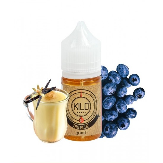Kilo - Tru Blue 30ml to 120ml