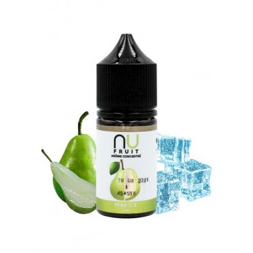 NU Fruit - Pear Ice 30ml to 200ml