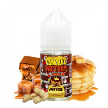 Pancake Factory - Snikkers 30ml to 150ml