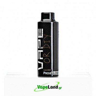Revolute - Projet Lenny 30ml to 200ml