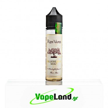Ripe Vapes Flavor Shots - Blueberry Mint 20ml to 60ml