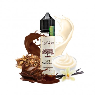 Ripe Vapes Flavor Shots - VCT Chocolate 20ml to 60ml