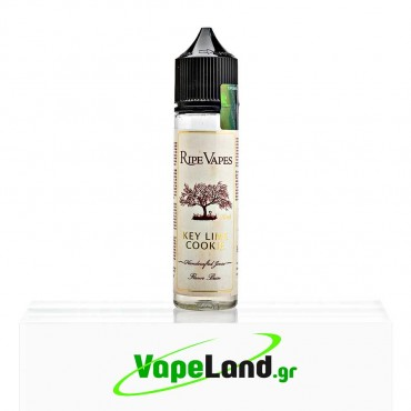 Ripe Vapes Flavor Shots - Key Lime Cookie 20ml to 60ml