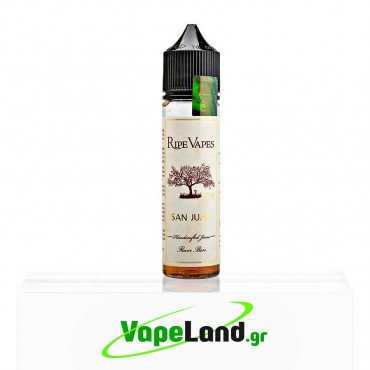 Ripe Vapes Flavor Shots - San Juan 20ml to 60ml