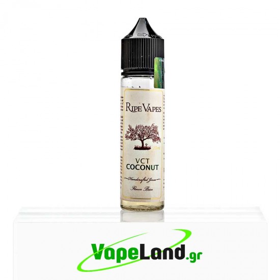 Ripe Vapes Flavor Shots - VCT Coconut 20ml to 60ml