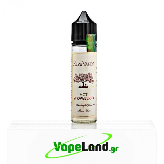 Ripe Vapes Flavor Shots - VCT Strawberry 20ml to 60ml