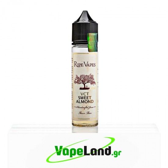 Ripe Vapes Flavor Shots - VCT Sweet Almond 20ml to 60ml