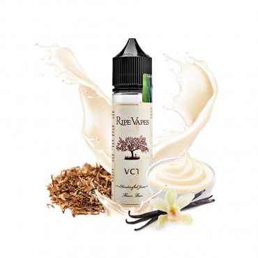 Ripe Vapes Flavor Shots - VCT (Vanilla-Custard-Tobacco) 20ml to 60ml