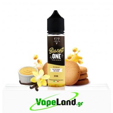ONE Flavor Shots - Biscott One 20ml to 60ml