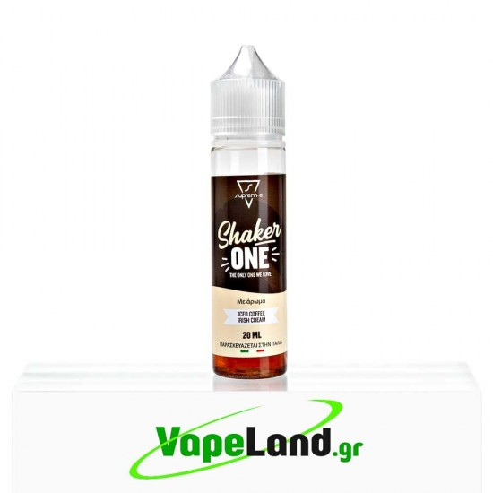 ONE Flavor Shots - Shaker One 20ml to 60 ml