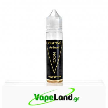 Re-brand Flavor Shots - First Pick Icon 20ml to 60ml