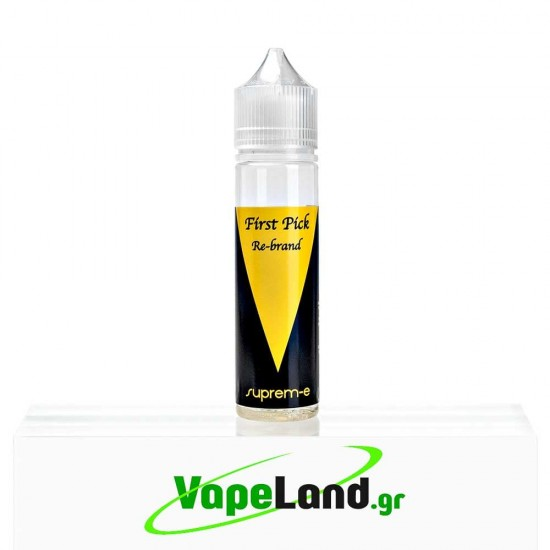 Re-brand Flavor Shots - First Pick 20ml to 60ml