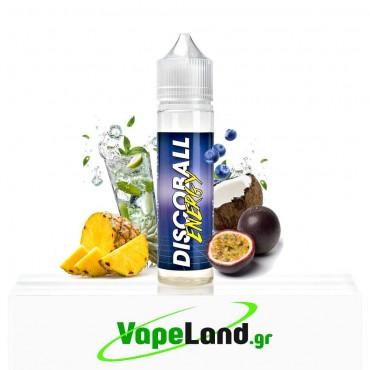 S-Flavor Flavor Shots - Discoball Energy 20ml to 60ml