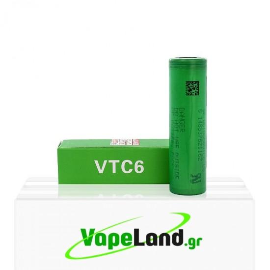 VTC6 18650 20A 3000mah