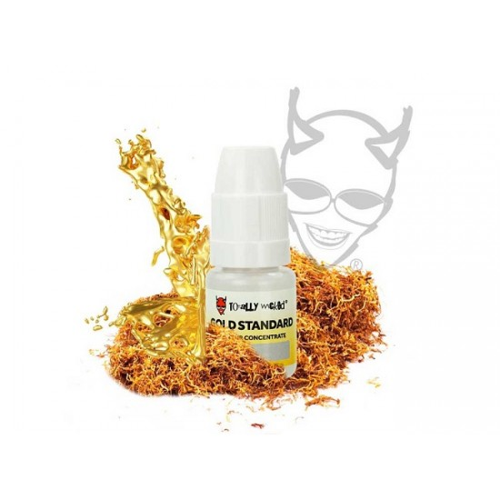 Golden Tobacco flavour concentrate 10ml to 100ml